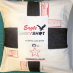 Eagle Show Pillow