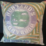 Feedsack Pillow