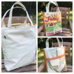 Fancy Farm Seeds Reversible Bag