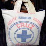 Blanqueada Azul Bag